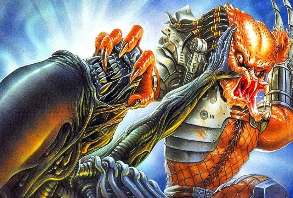Alien vs. Predator (Arcade) – Szörnyen élvezetes