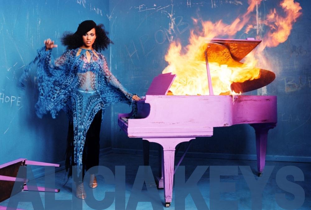 40 éves Alicia Keys