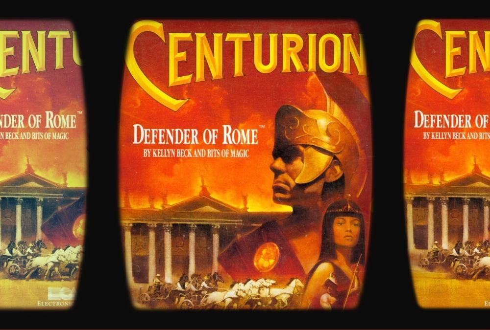 Centurion – A Római Birodalom születése egy floppy-n