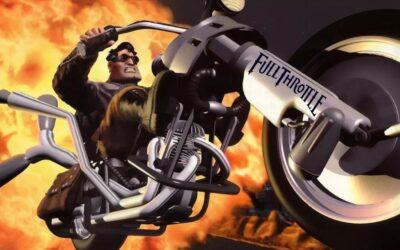 Full Throttle – Megszelídíthetetlen motorosok