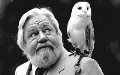1925. január 7-én született Gerald Durrell brit zoológus