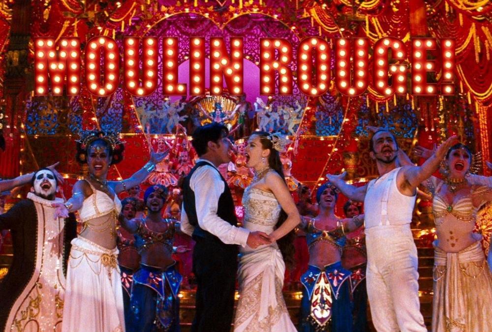 Moulin Rouge! – Ennyi csak, mi tudható: szeretni kell és szeretve lenni jó