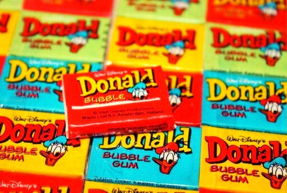 Donald rágó – Ízletes mese