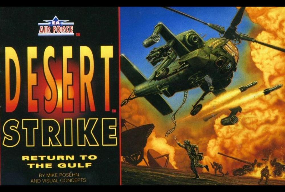 Desert Strike – Ipiapacs kikelet