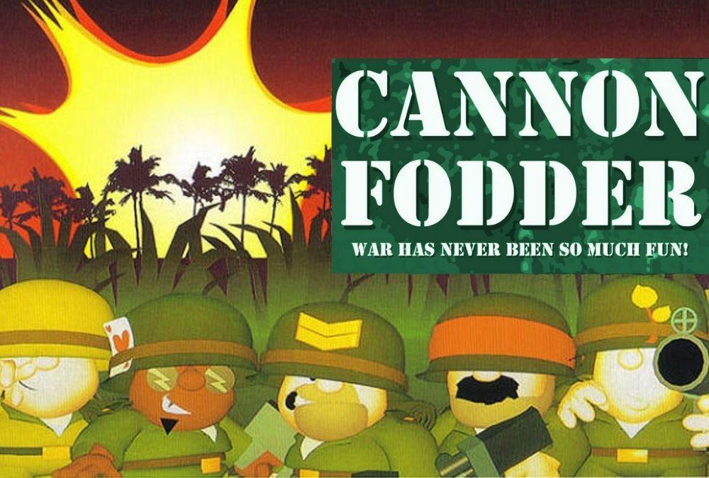 Cannon Fodder – Pixel-kommandó bevetésen