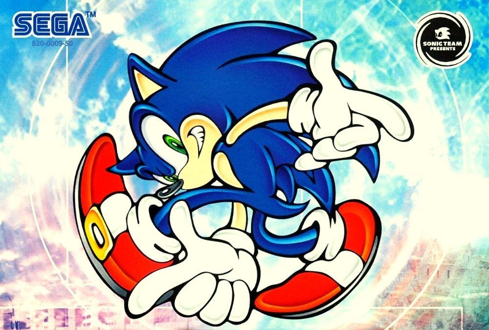 Sonic Adventure – Teret enged a sebességnek