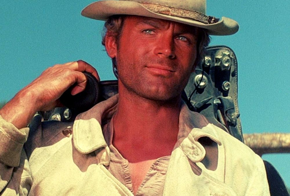 82 éves Terence Hill