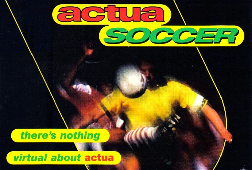 Actua Soccer – Pályára lép a poligonválogatott