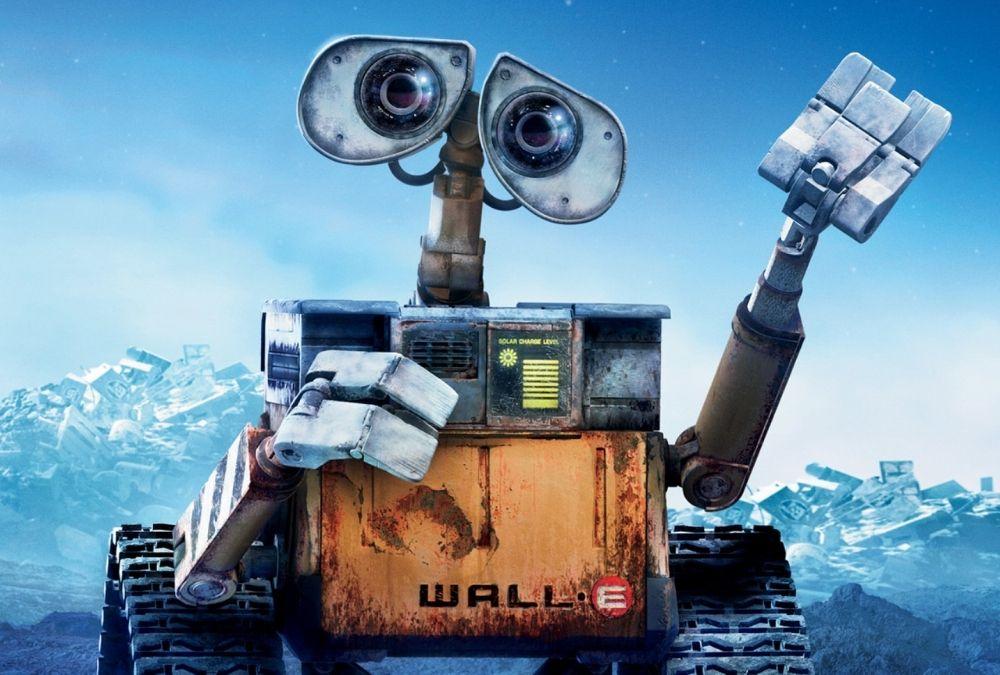 WALL·E – Szemét ügy