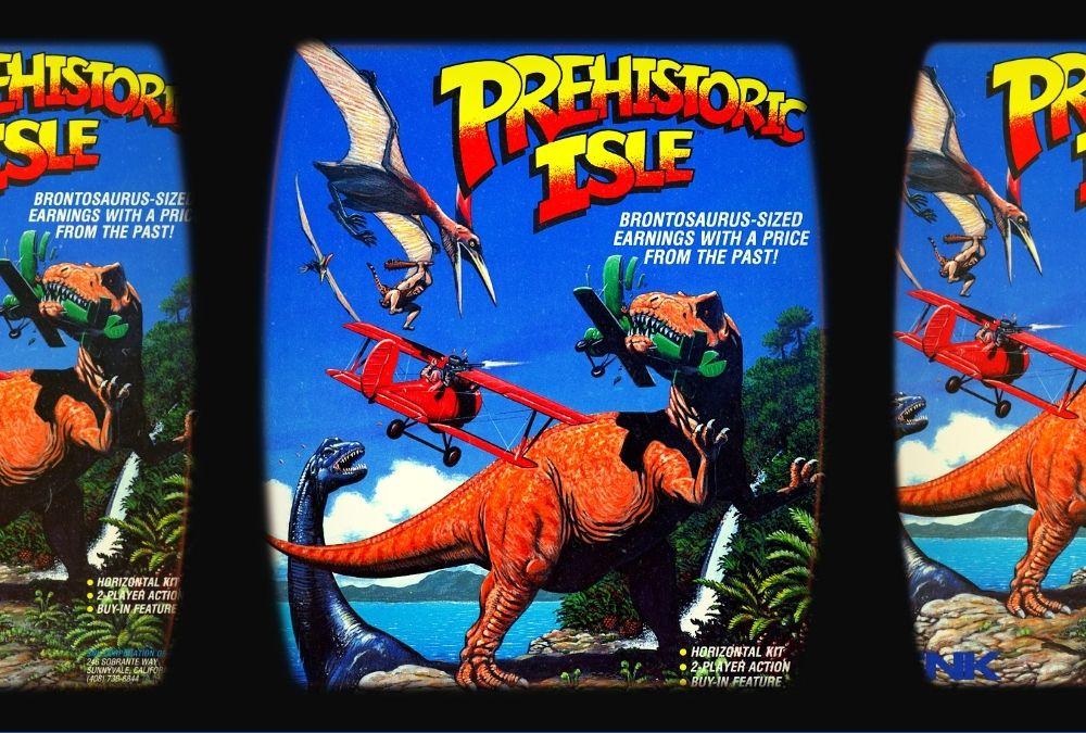 Prehistoric Isle – Az elveszett világ háborúja