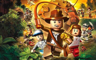 LEGO Indiana Jones – Kaland, amelyre építhet
