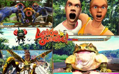 Let's Go Jungle! – Irtó jó rovarirtó
