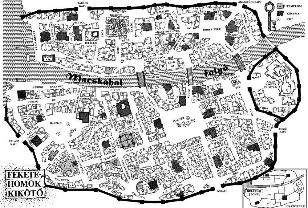 Tolvajok Városa - Kaland, Játék, Kockázat