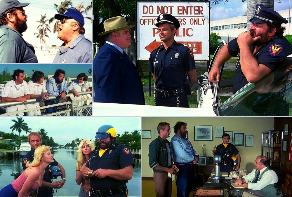 Bűnvadászok - Bud Spencer - Terence Hill