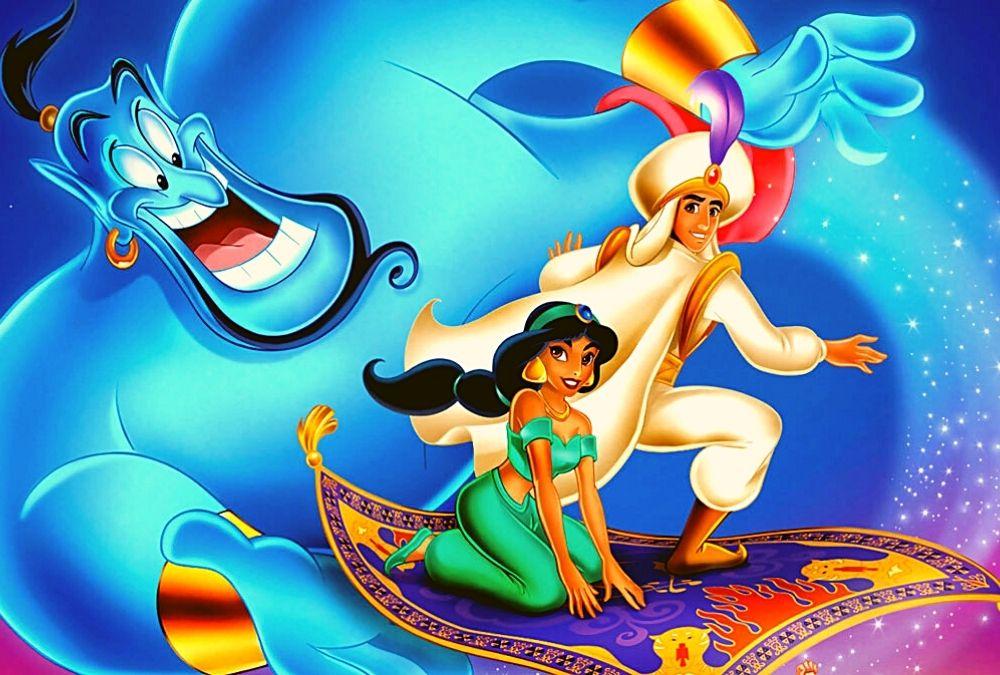 Aladdin – Kikívánkozott