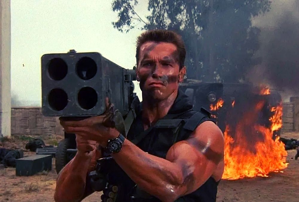 74 éves Arnold Schwarzenegger