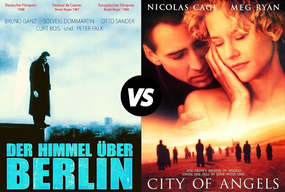 Berlin felett az ég VS. Angyalok városa