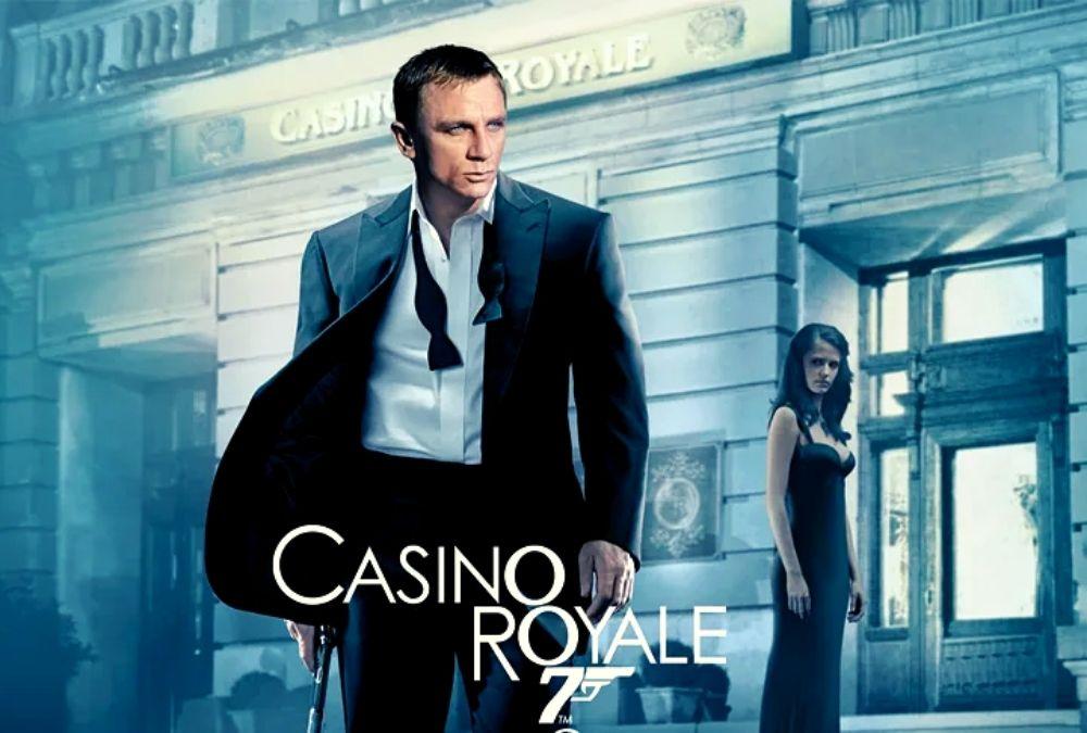 Casino Royale – Felrázva és keverve