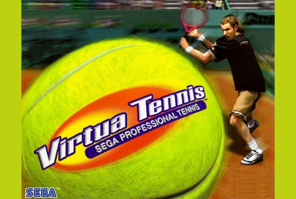 Virtua Tennis – Jól adogat