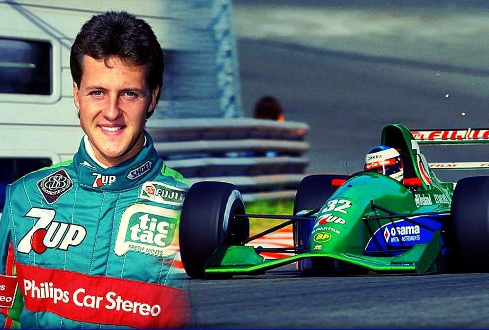 30 évvel ezelőtt debütált a Formula-1-ben Michael Schumacher