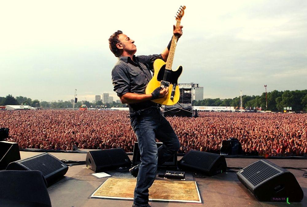 """72 éves a fáradhatatlan """"Főnök"""" – Bruce Springsteen"""